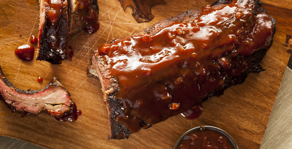 Mouth Watering Baby Back Ribs
